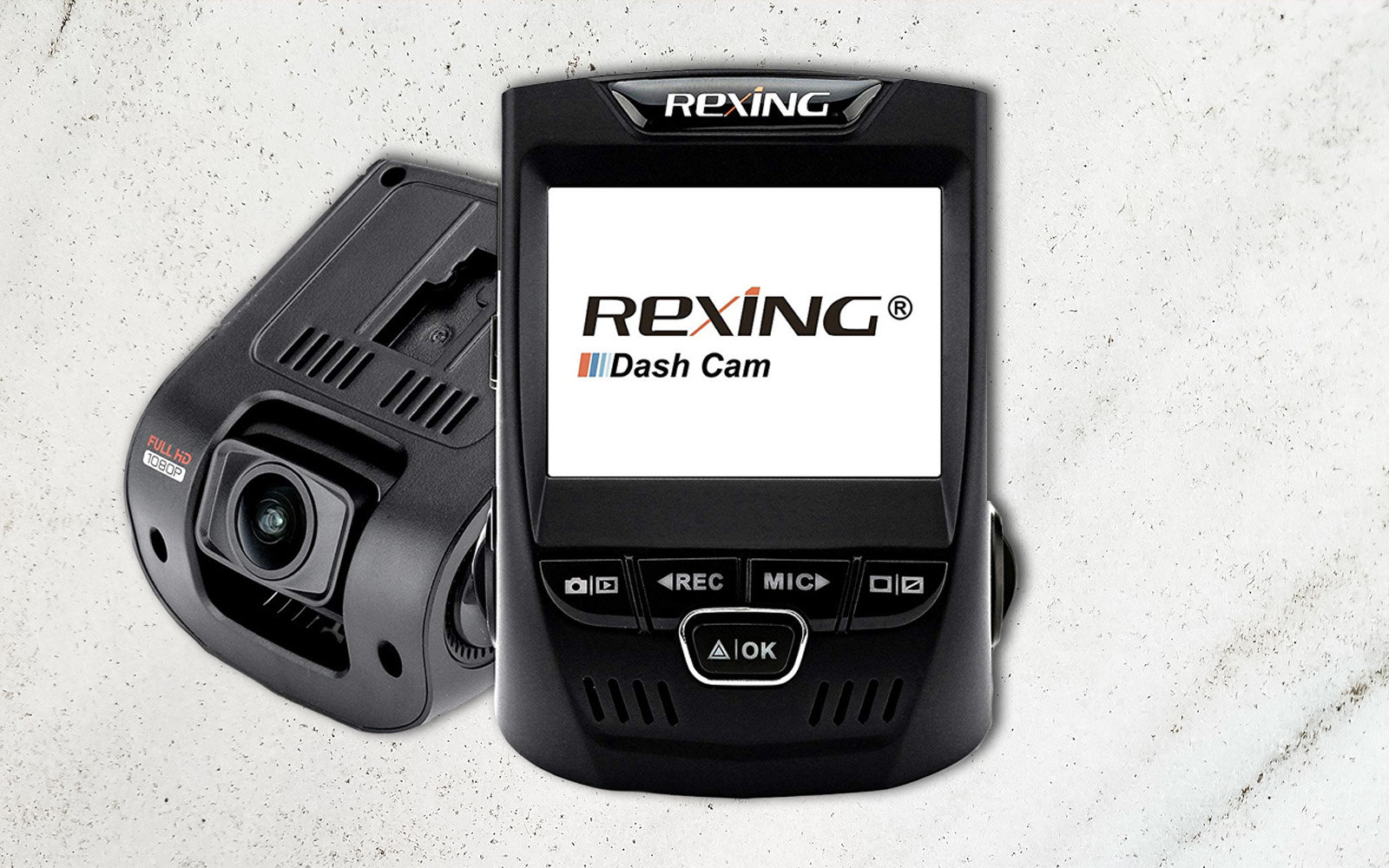 Rexing Car Dash Cam