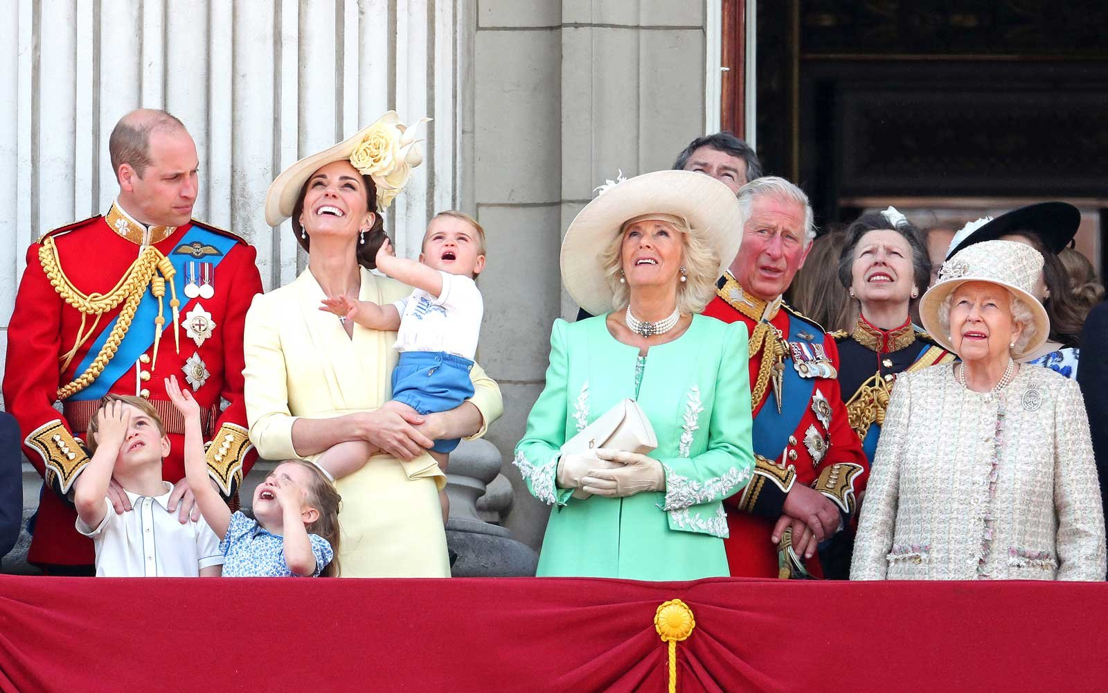 This Is When the Royal Children Will Start Bowing to the Queen
