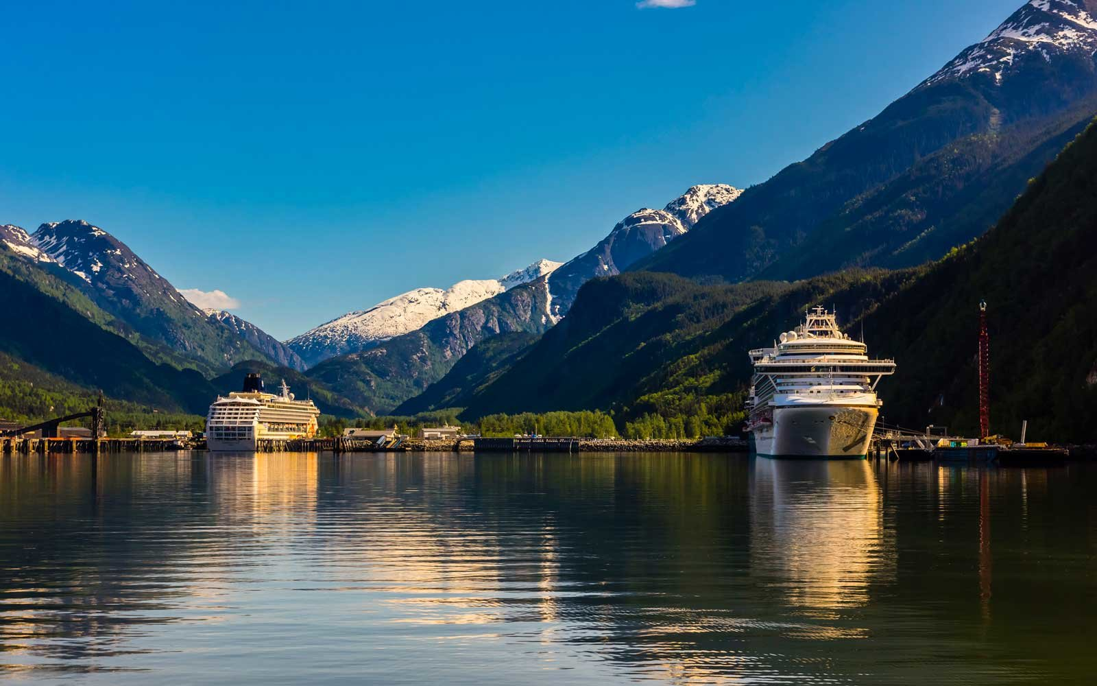 This is the cheapest time to cruise to Alaska