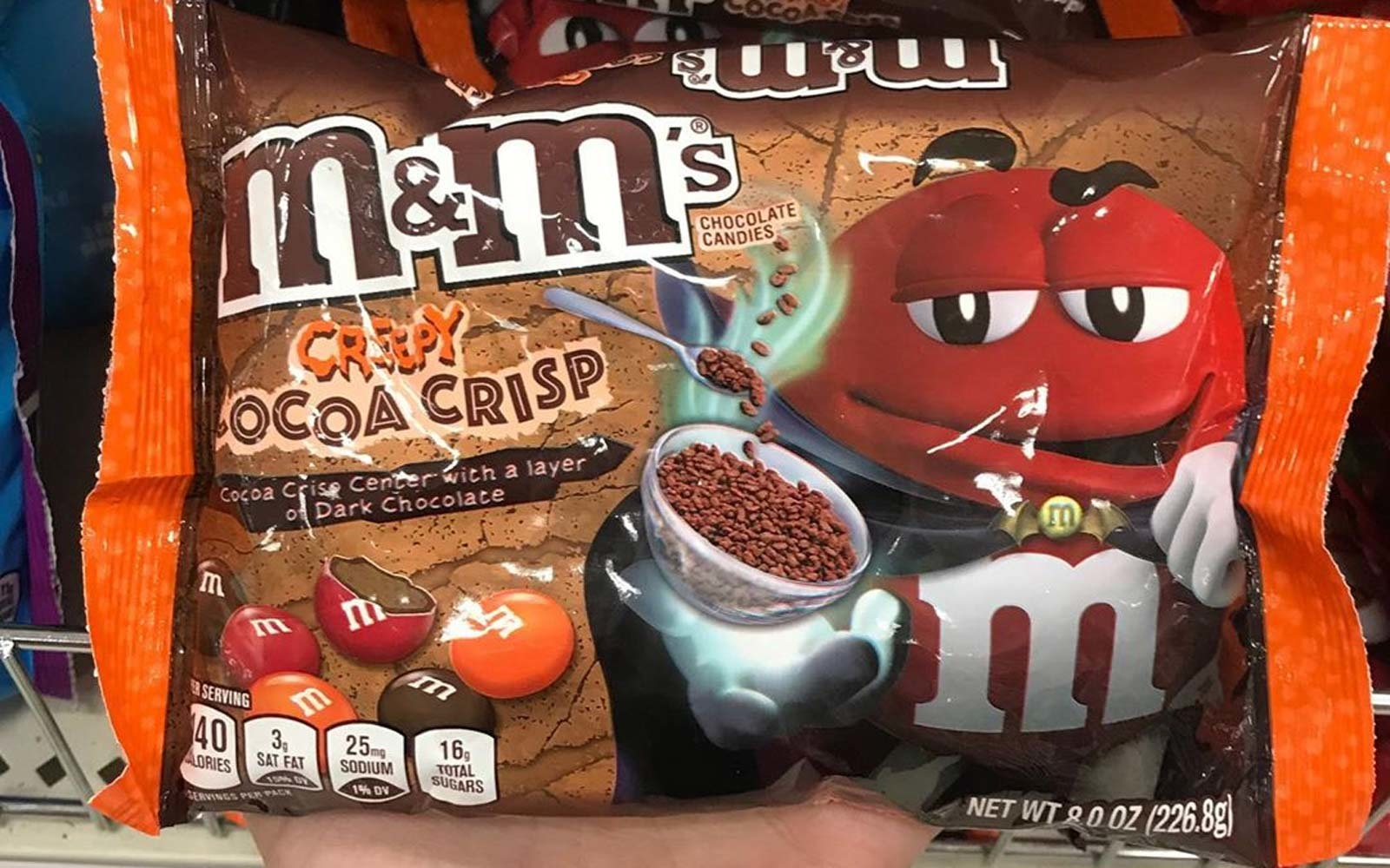 M&M's Just Released the First New Halloween Candy of 2019