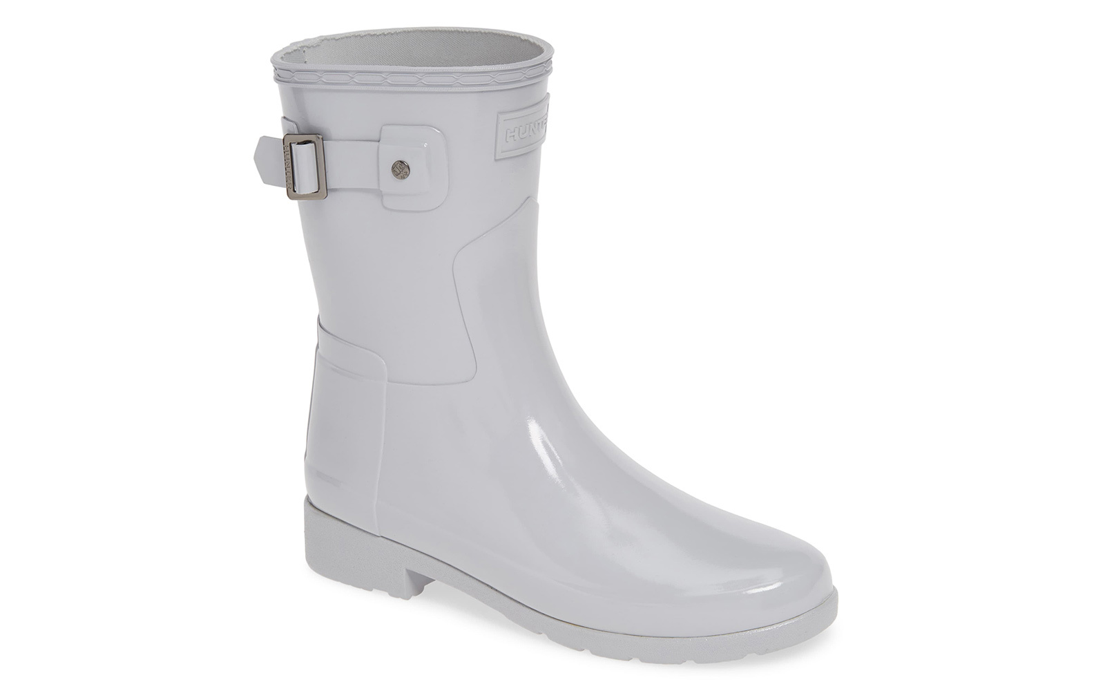 Hunter Refined Short Gloss Rain Boot