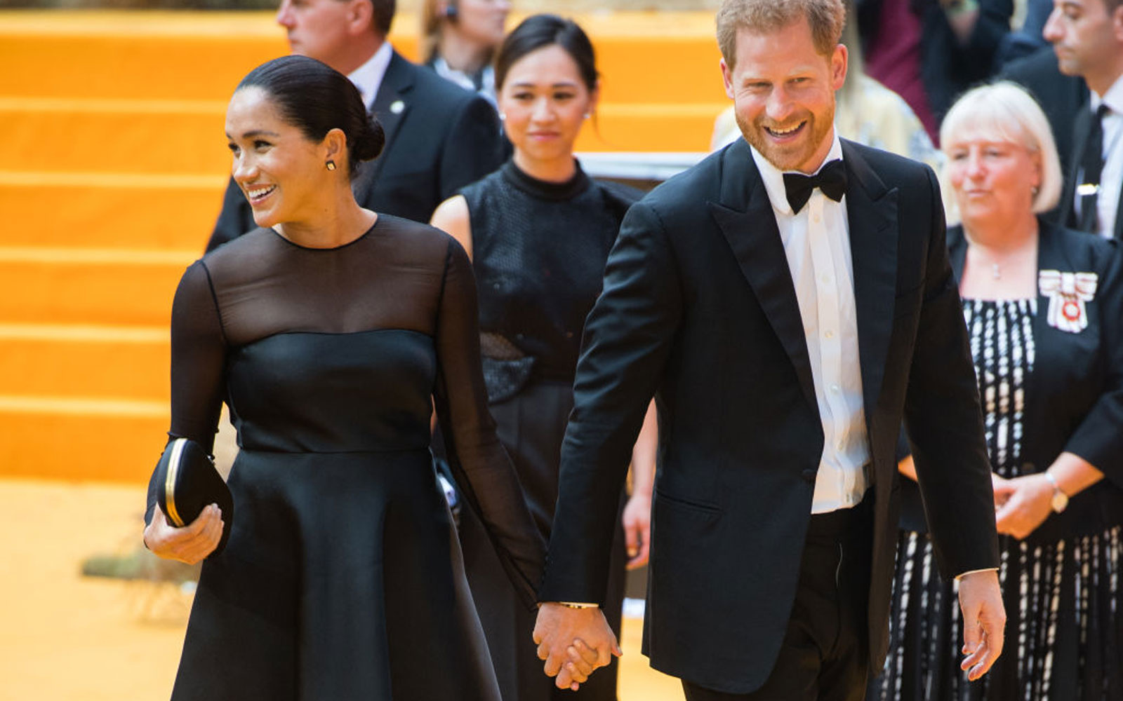 Meghan Markle and Prince Harry want you to tell them who to follow on Instagram