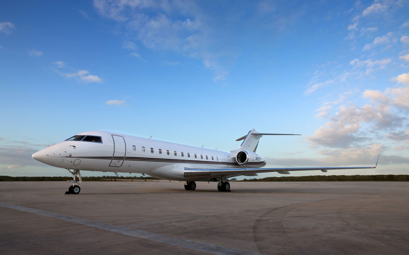 NetJets Private Plane