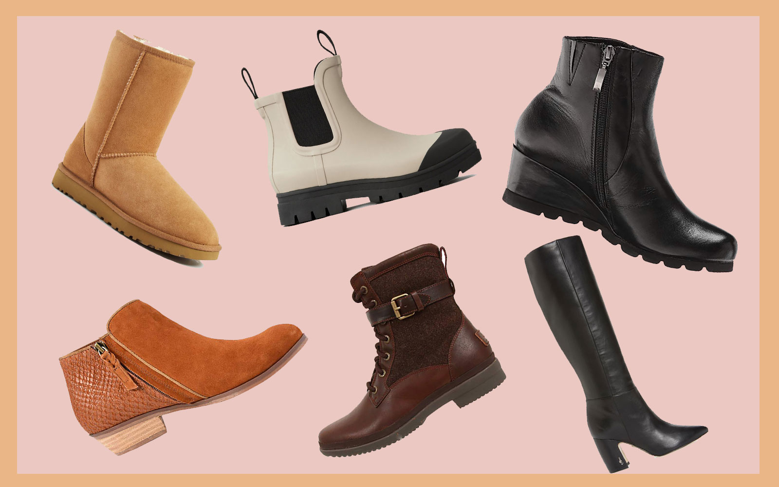 The 13 Most Comfortable Women's Boots for 2019 | Travel +