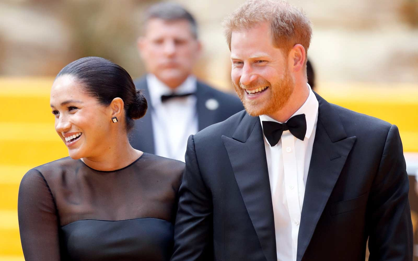 Prince Harry and Meghan Markle got to use these fancy new royal titles in Scotland