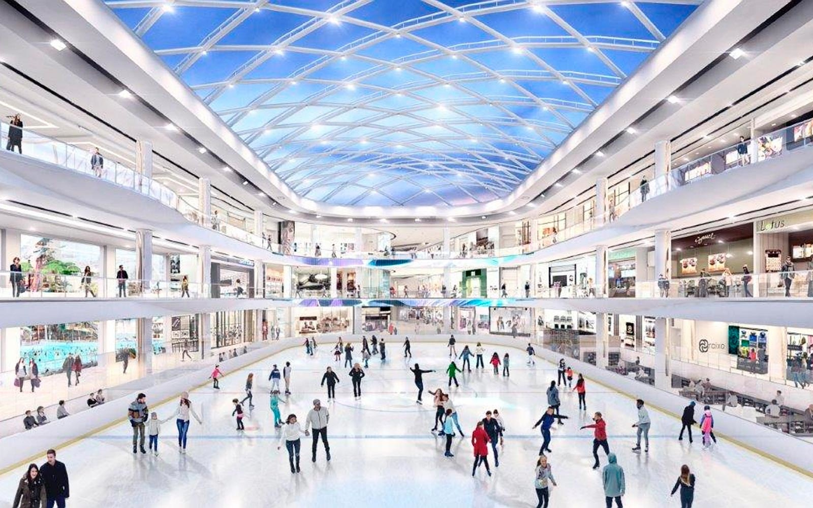 Image result for american dream mall