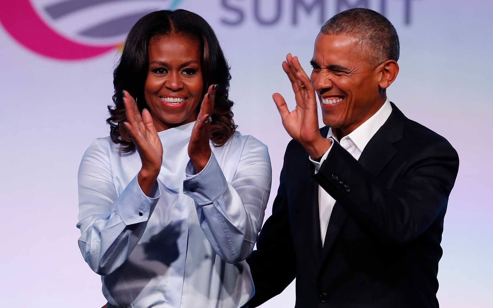 These are the songs of the summer, according to Barack and Michelle Obama