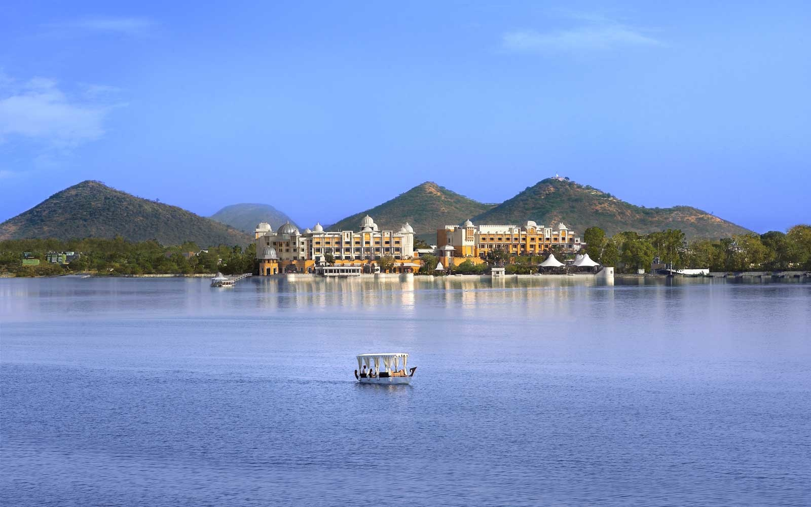 This lakeside hotel in India was voted best in the world — and you can stay for less