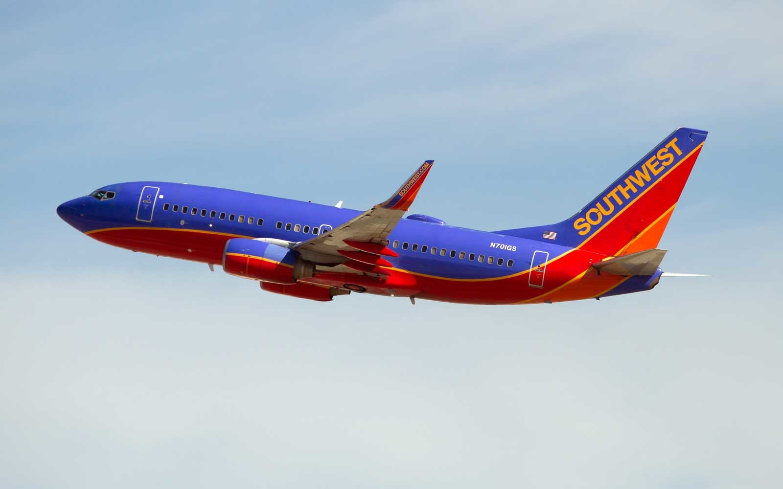 Southwest Is Having a Massive Fall Sale With Flights As