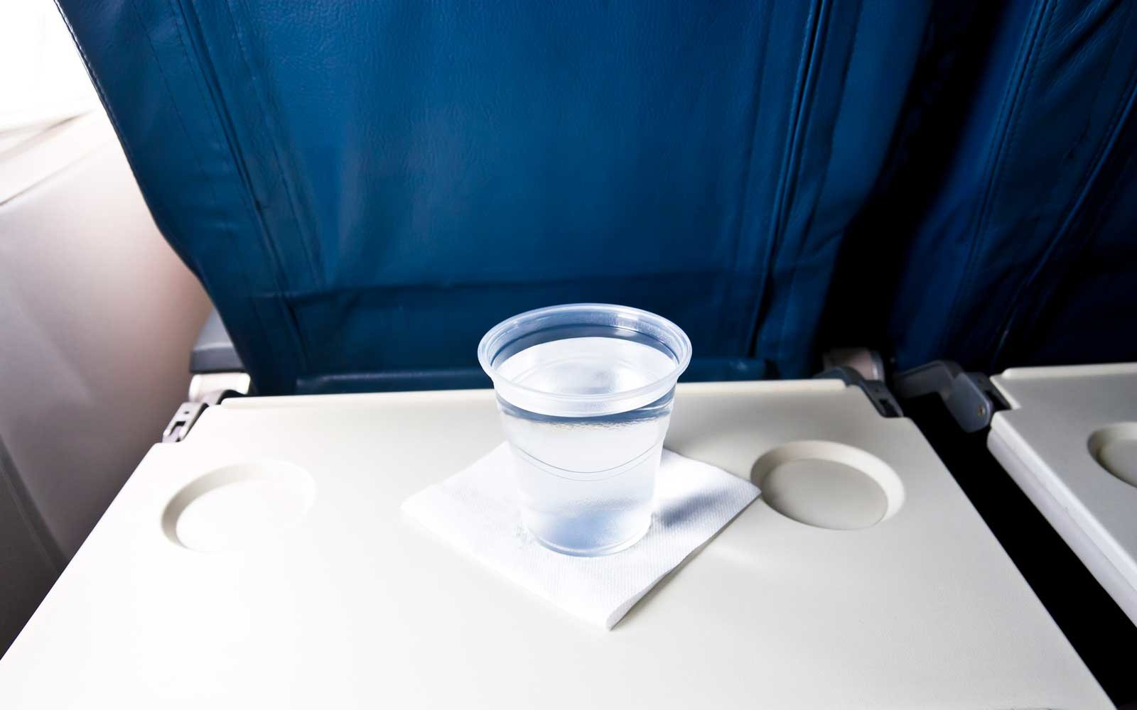 The water on these airlines is so bad you shouldn't even wash your hands with it