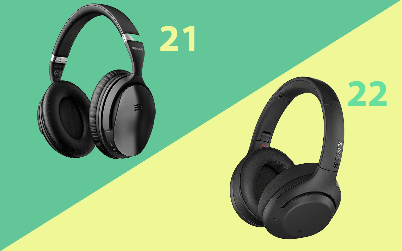 Most Comfortable Noise-cancelling Headphones