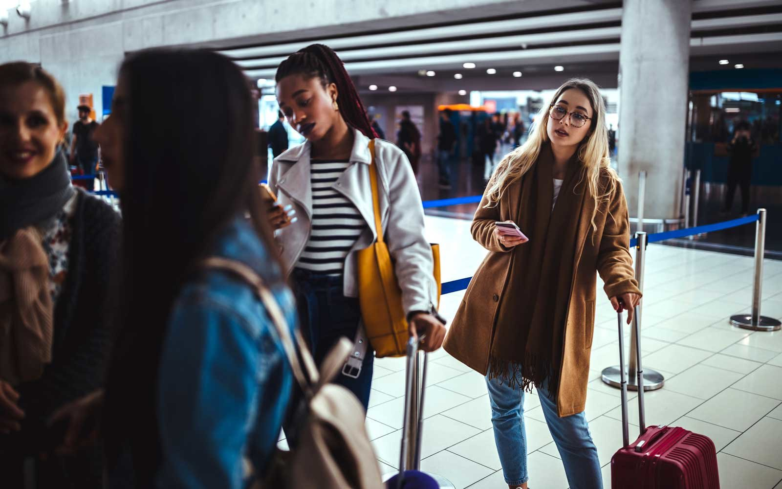 This is the most common airport anxiety, according to new survey