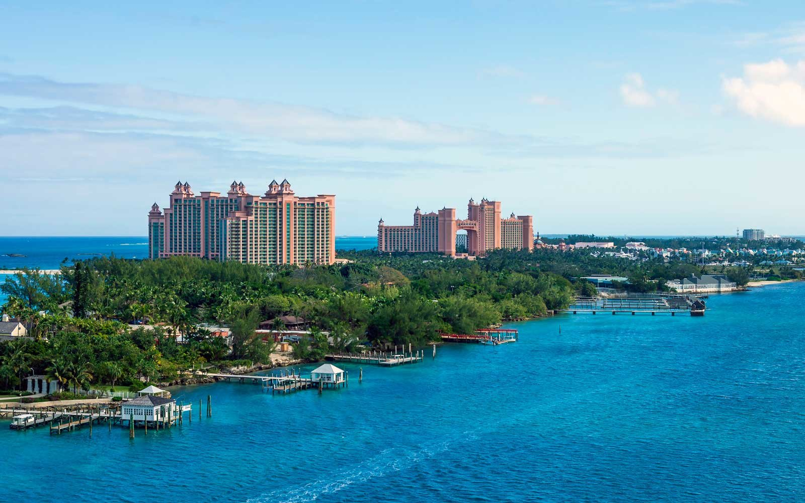Nassau Paradise Island in the Bahamas