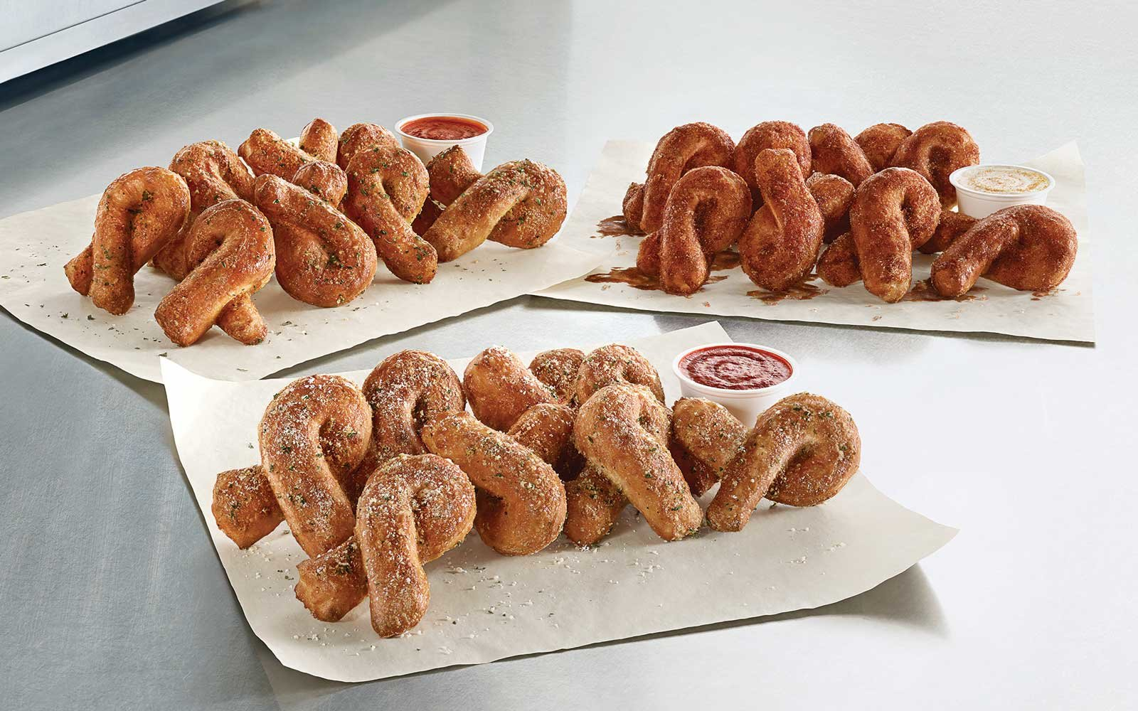 Domino's Bread Twists