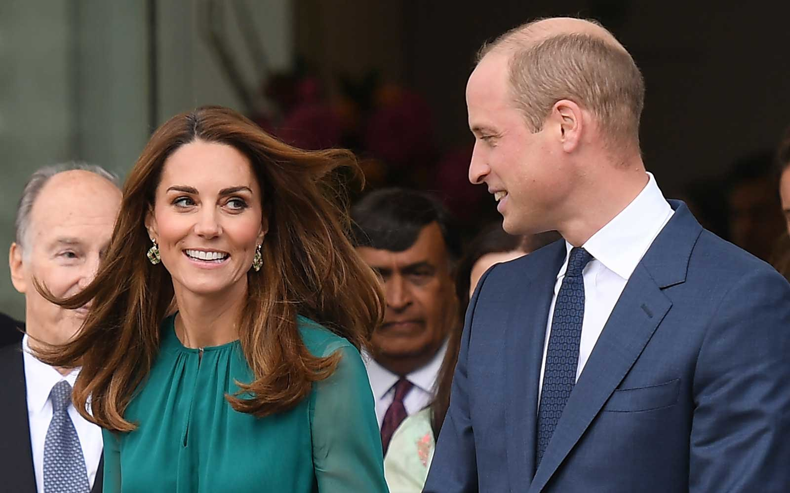 Image result for prince william and kate middleton are coming to pakistan in october