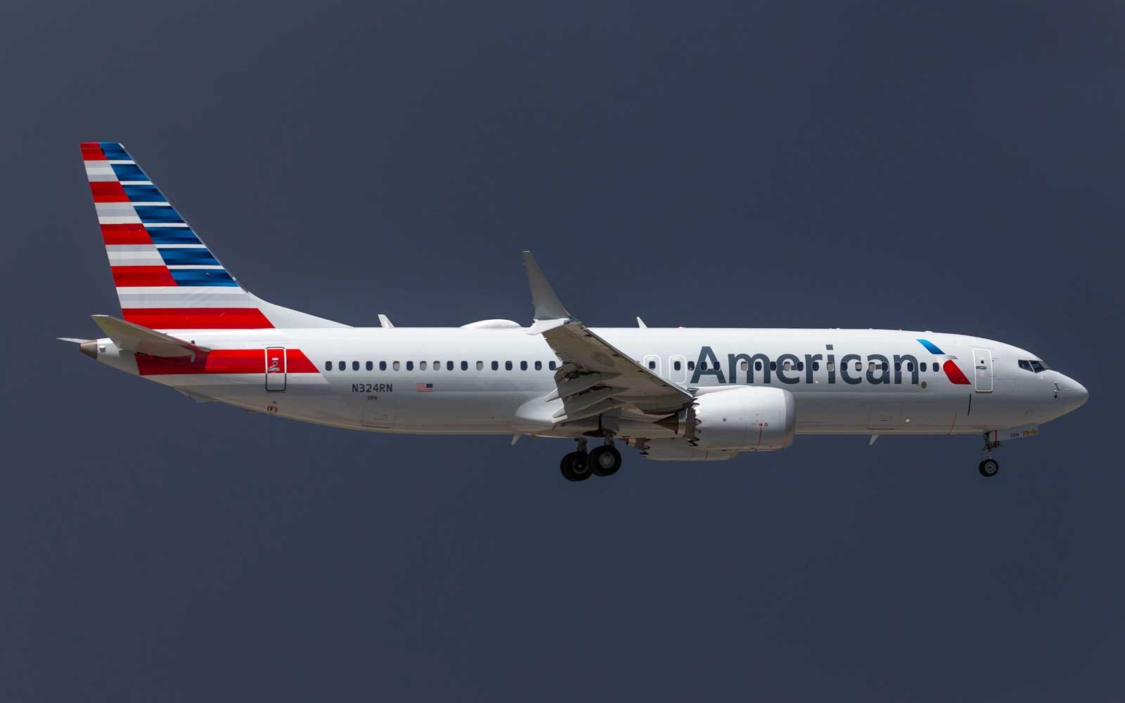 American Airlines Flight out of Miami