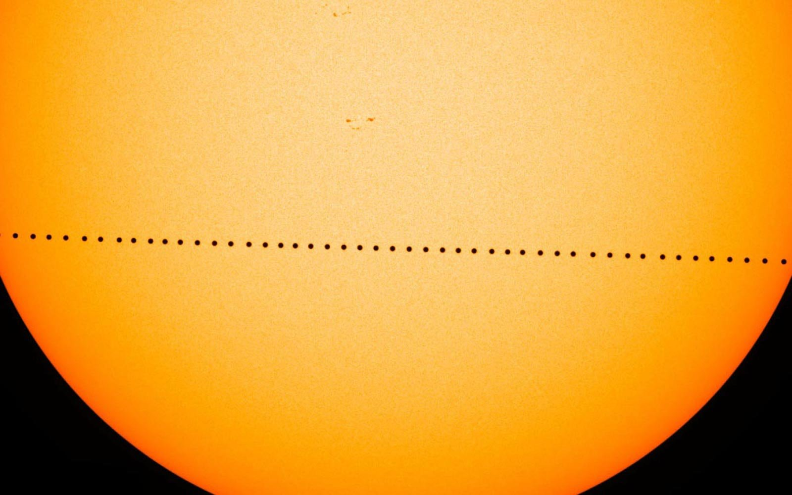 Looking Up: Mercury In Transition