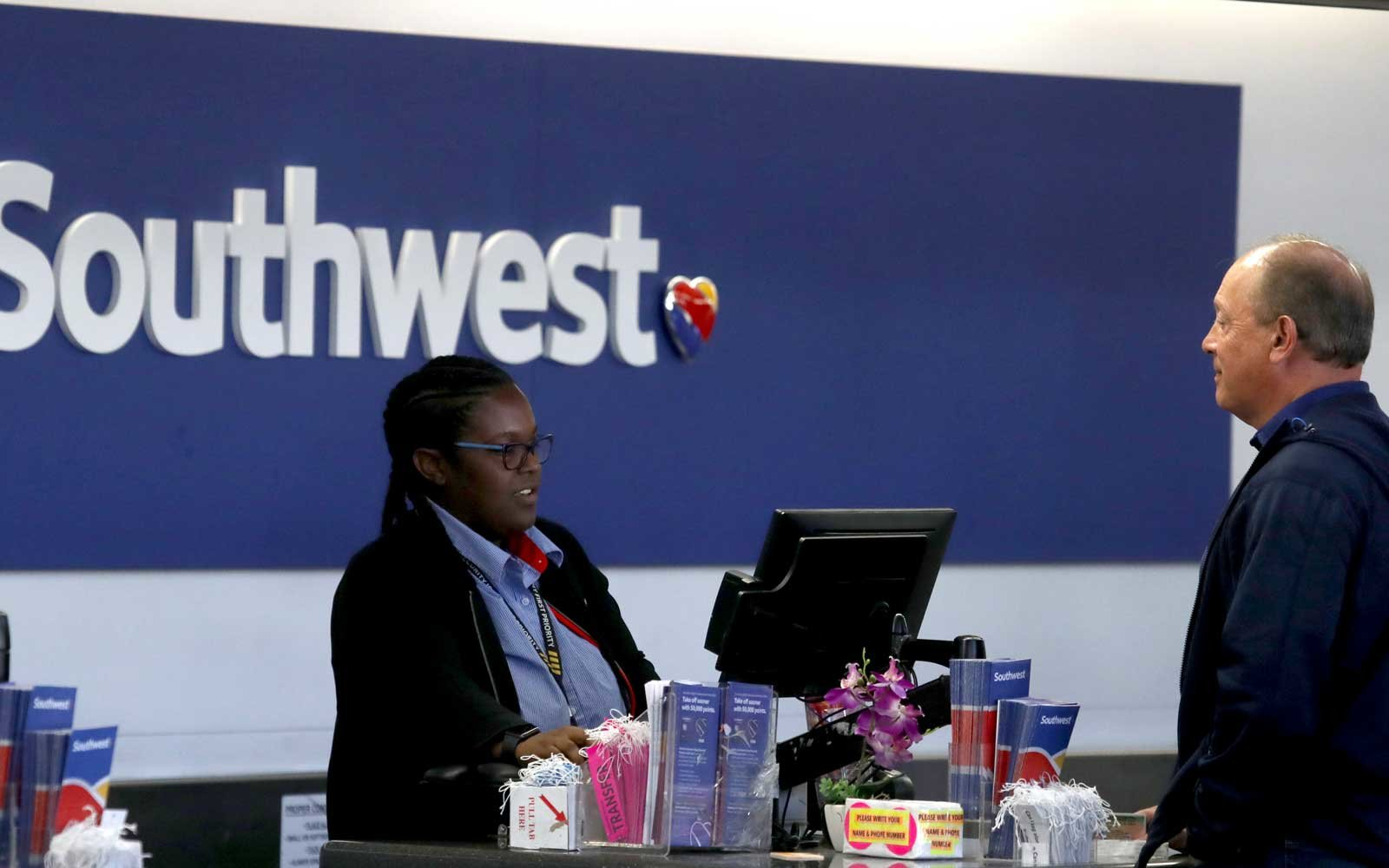 Southwest is discontinuing its discounted fares for senior citizens
