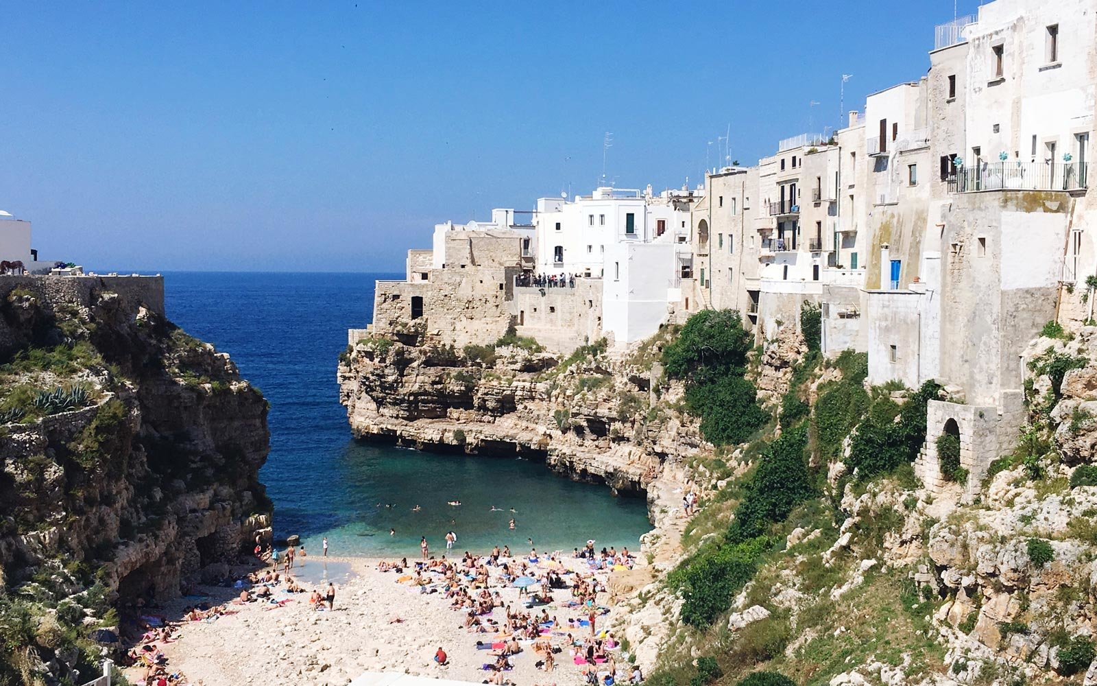 Explore Matera, the Lucan Dolomites and Polignano a Mare on this southern Italian trip