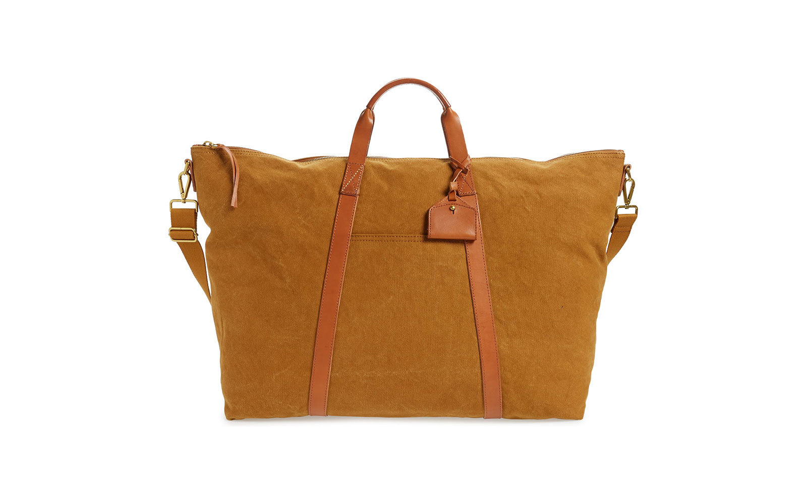 Canvas Overnight Bag MADEWELL