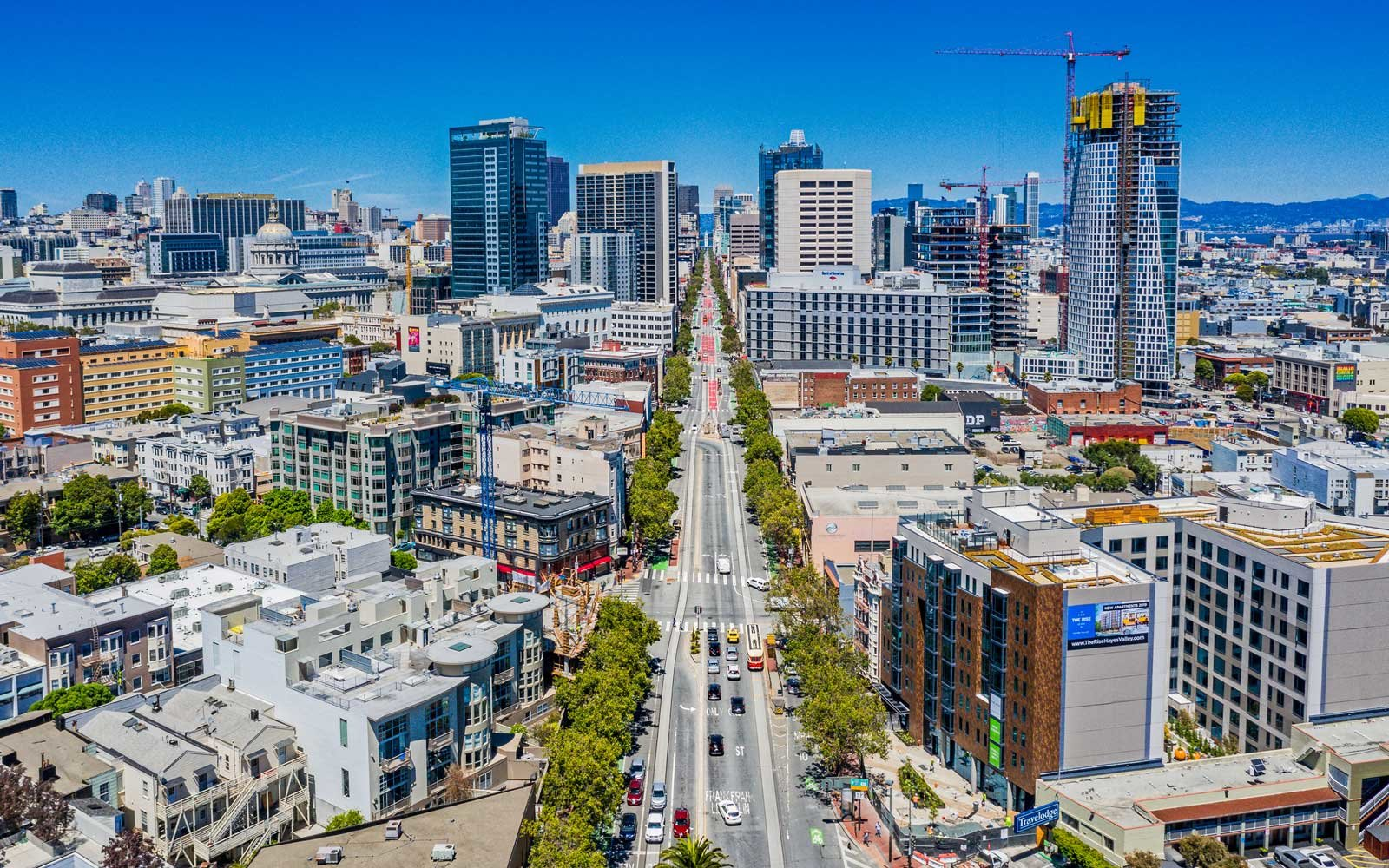 San Francisco will be closing Market Street to private vehicles in 2020