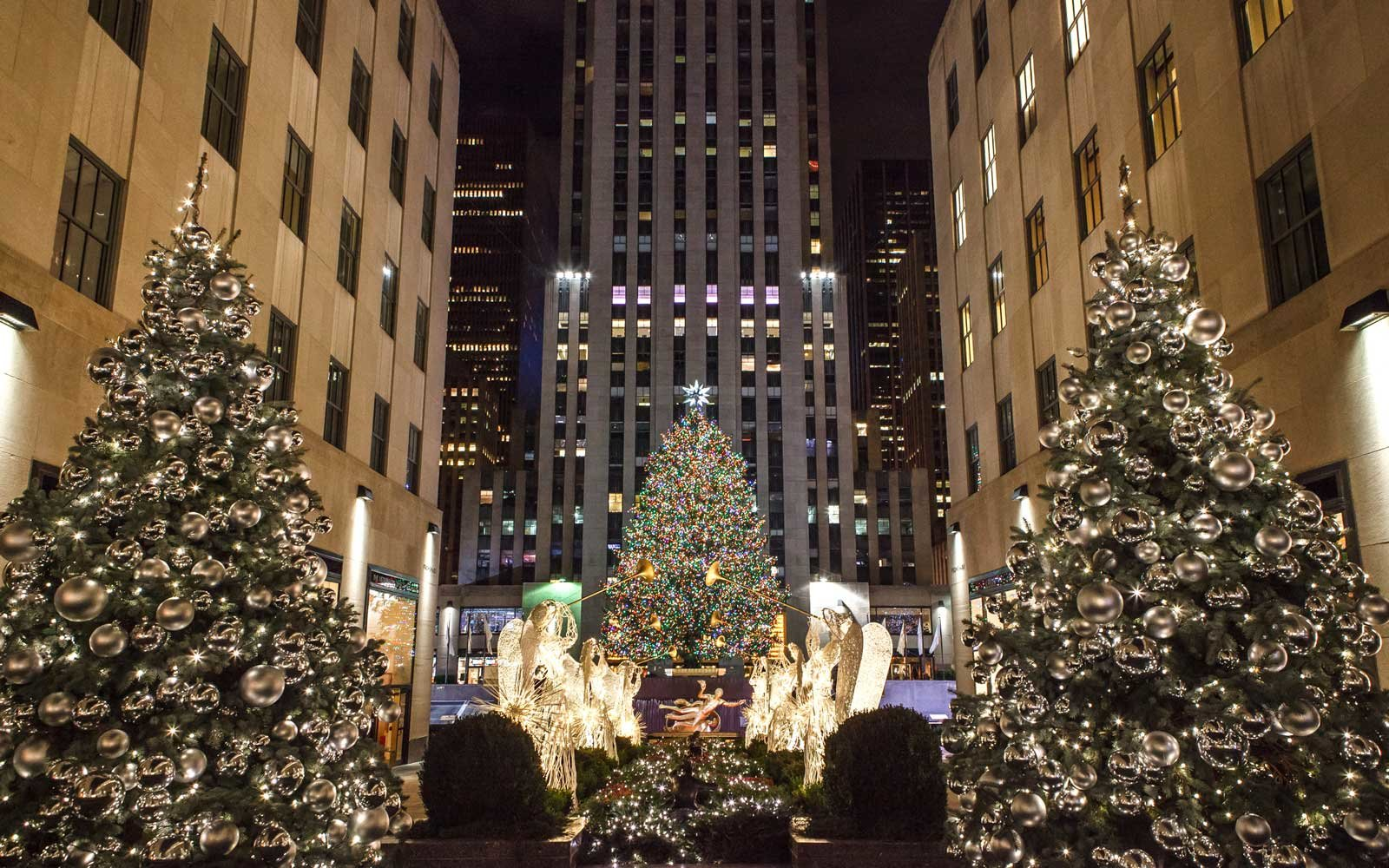 Christmas Jam 2019.The 2019 Rockefeller Center Christmas Tree Is From Orange