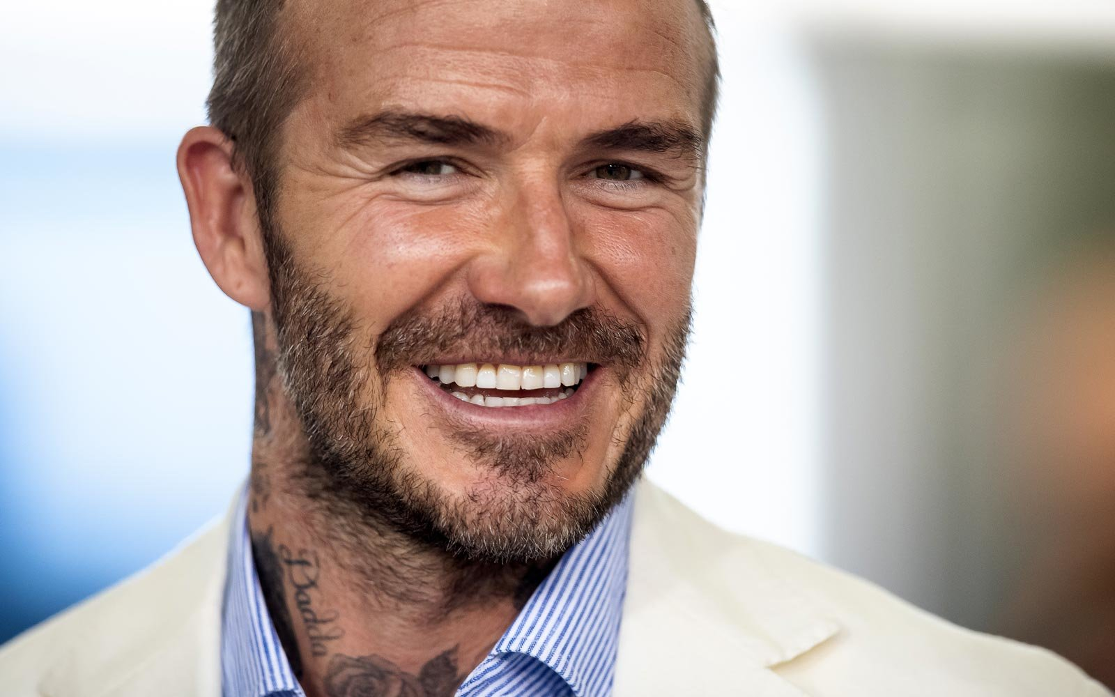 David Beckham just gave us a sneak peek at his first hotel — here's what to expect