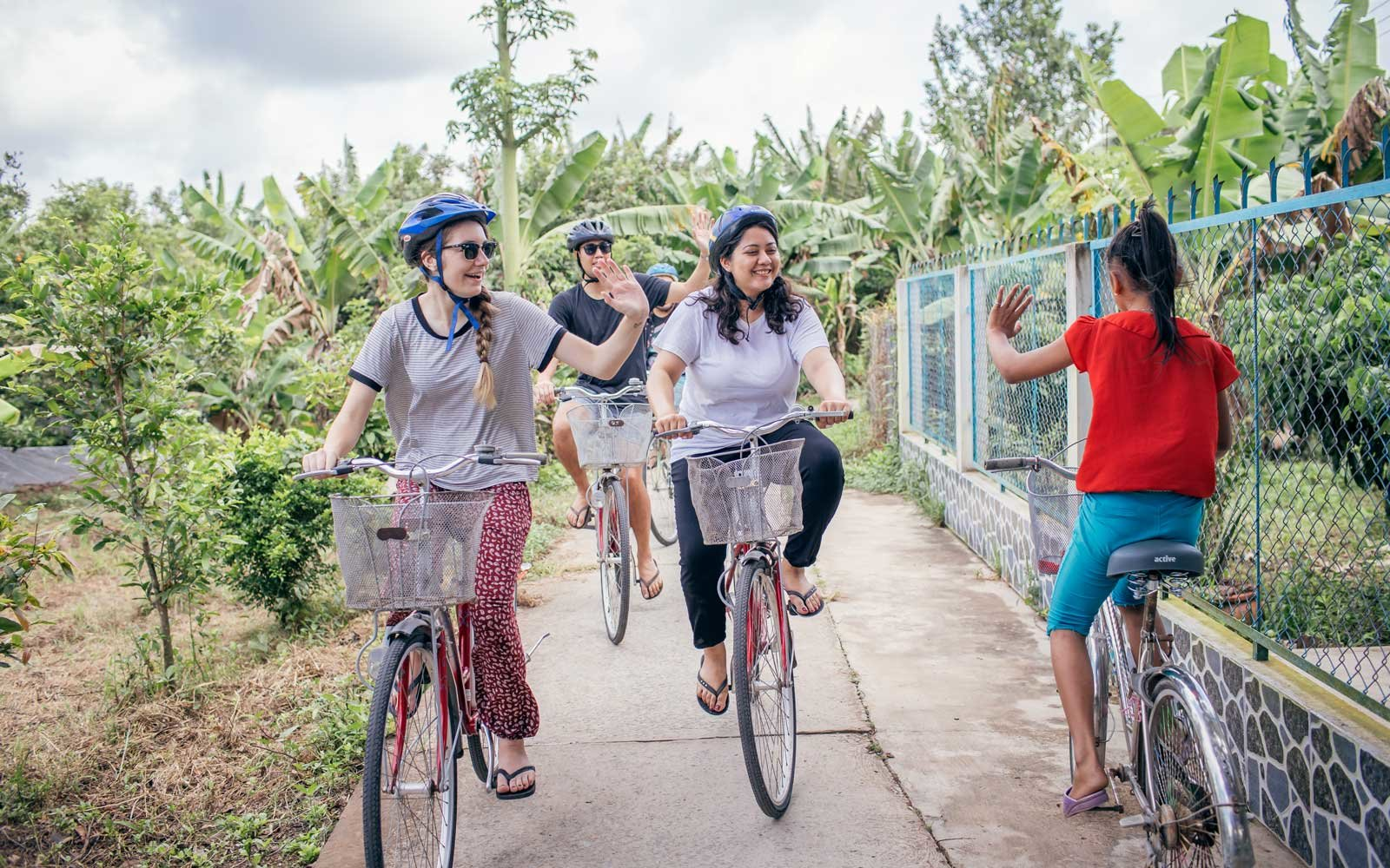 Intrepid Travel Cycling Tours