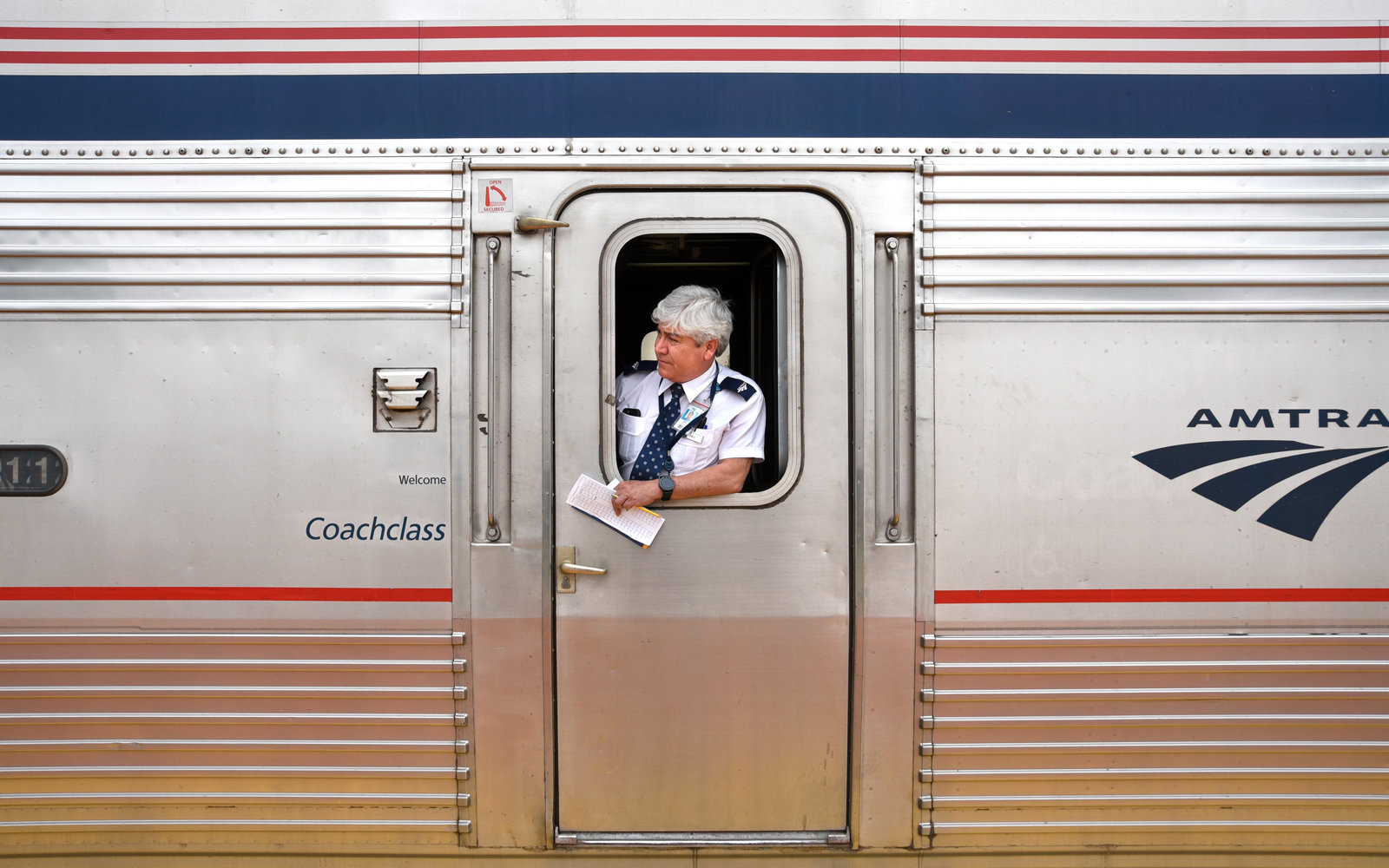 More people are riding Amtrak than ever, according to the company's annual report
