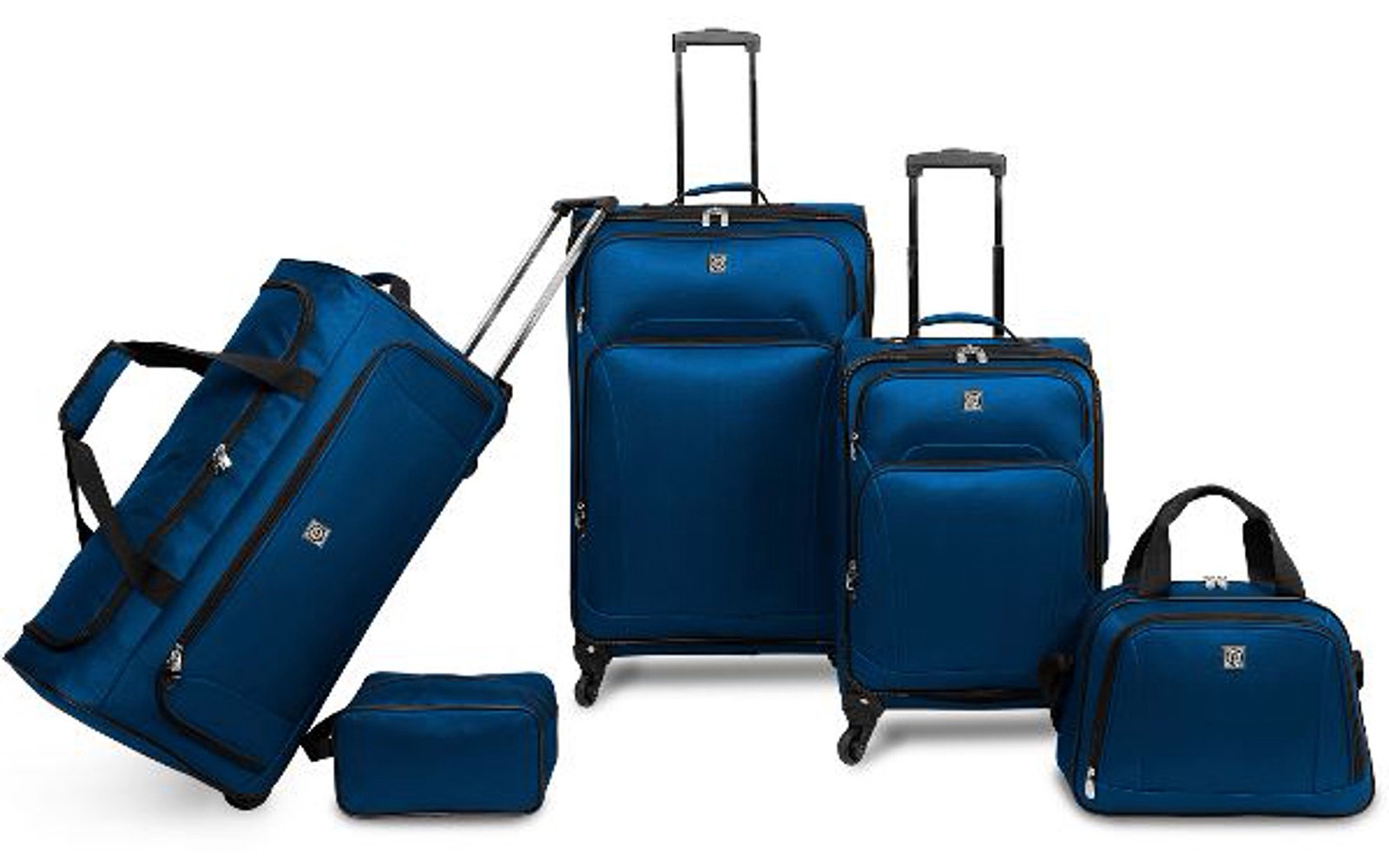 Protege 5 Piece Luggage Set
