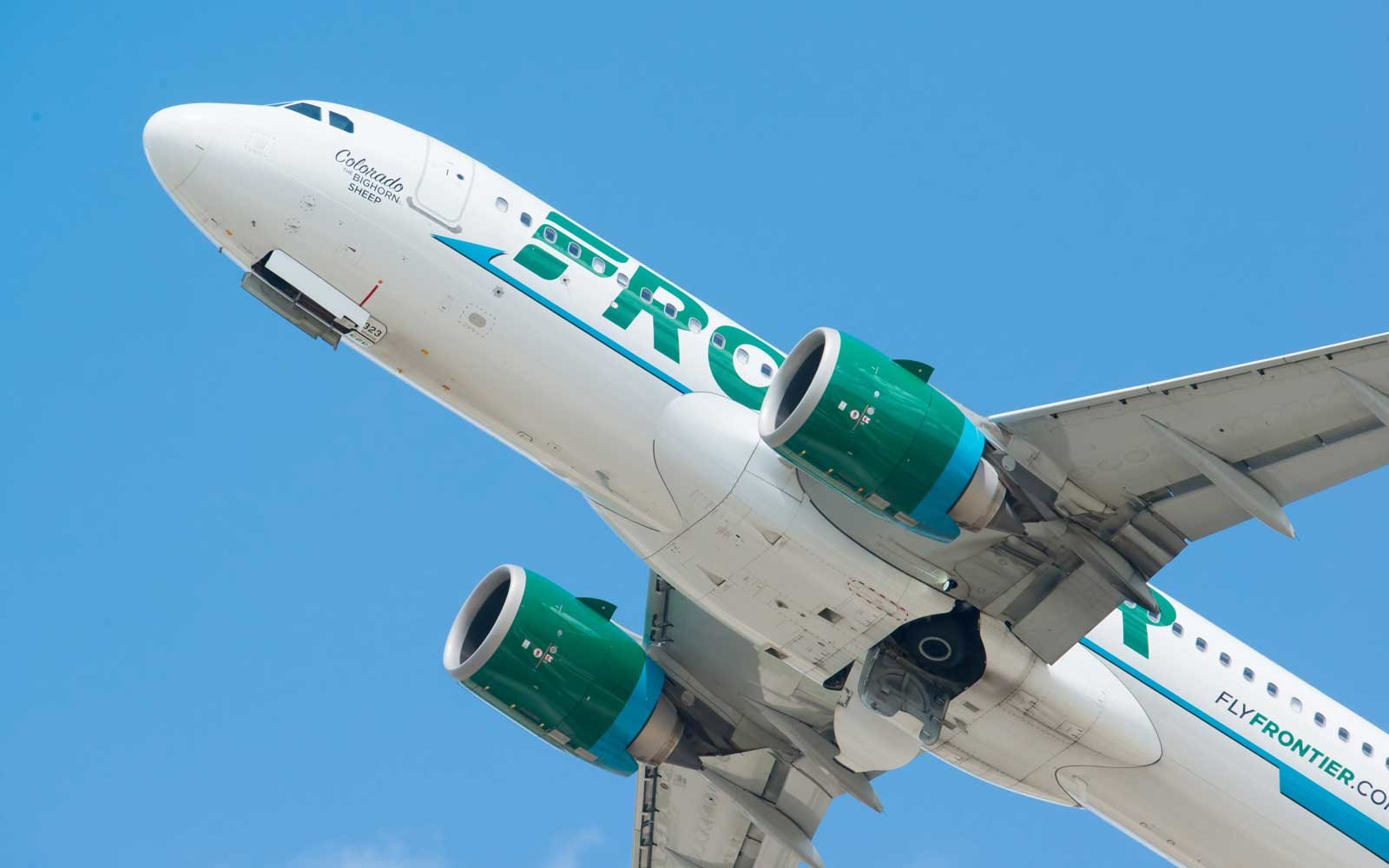 Frontier Airlines accidentally sent an email saying thousands of flights were canceled