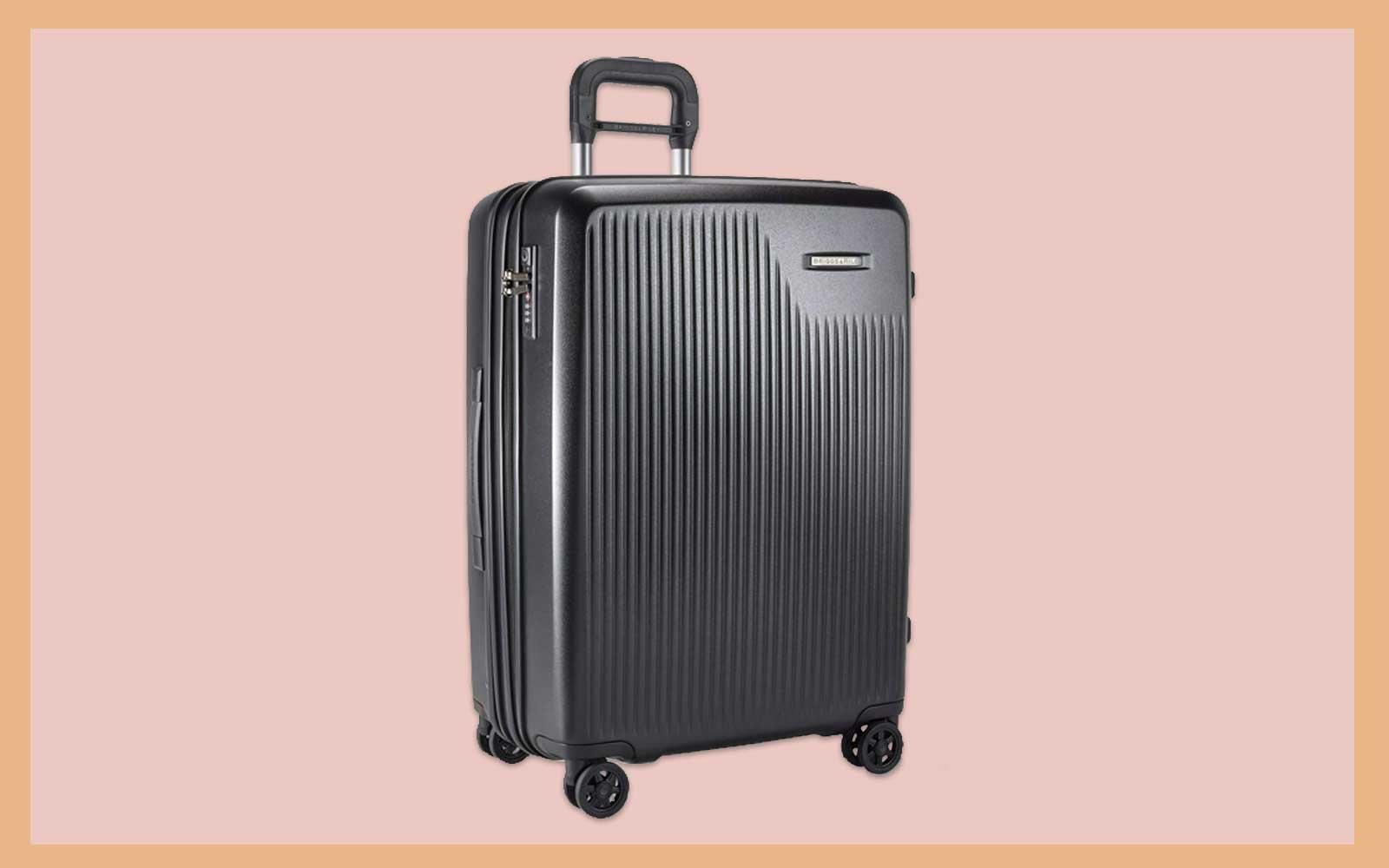 Black Hardside Suitcase