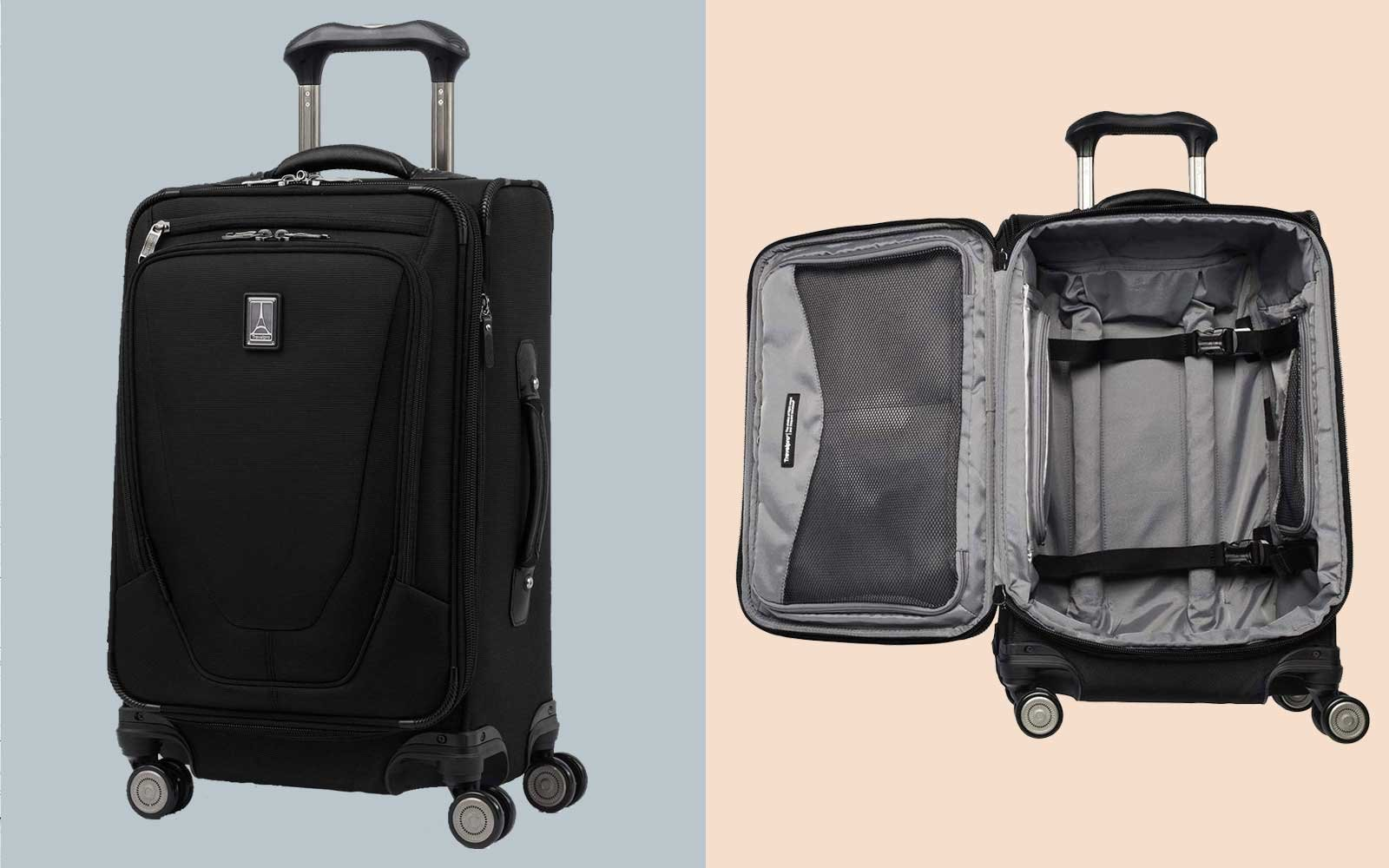 Travelpro Black Softside Suitcase