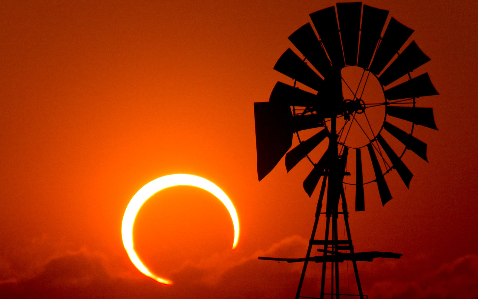 "A rare ""Christmas eclipse"" is coming — and it will look like a giant ring of fire"