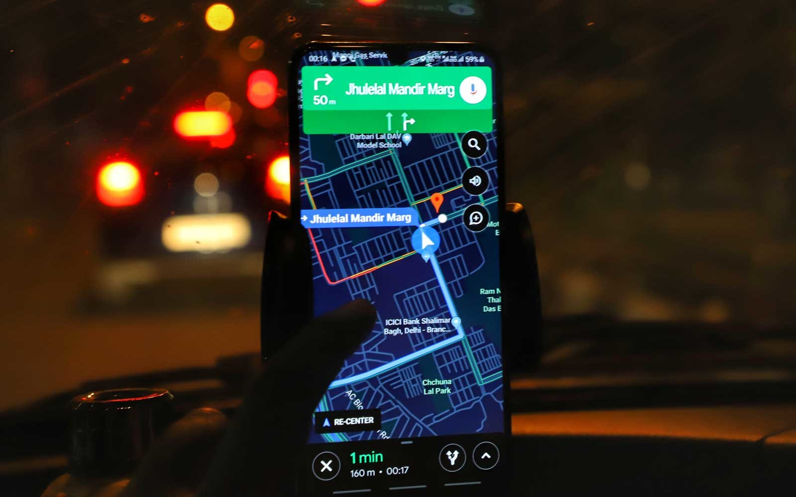 Google Maps is working on a feature that could make navigating at night safer