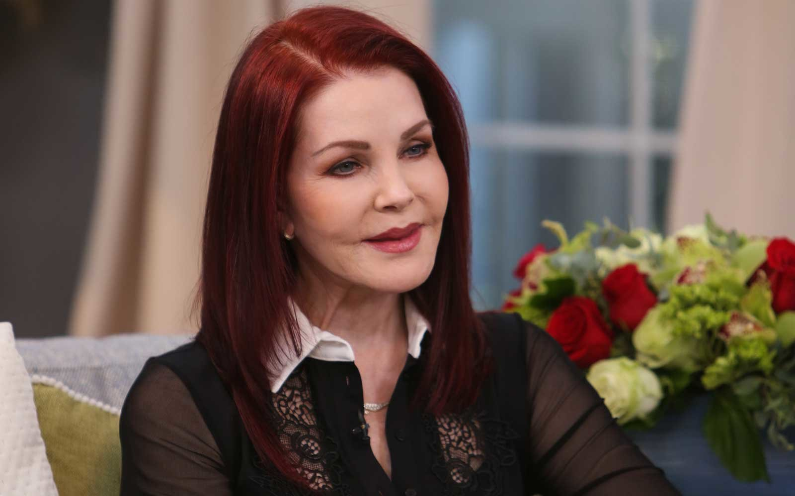 Priscilla Presley wants to teach you how to be a southern hostess at Graceland