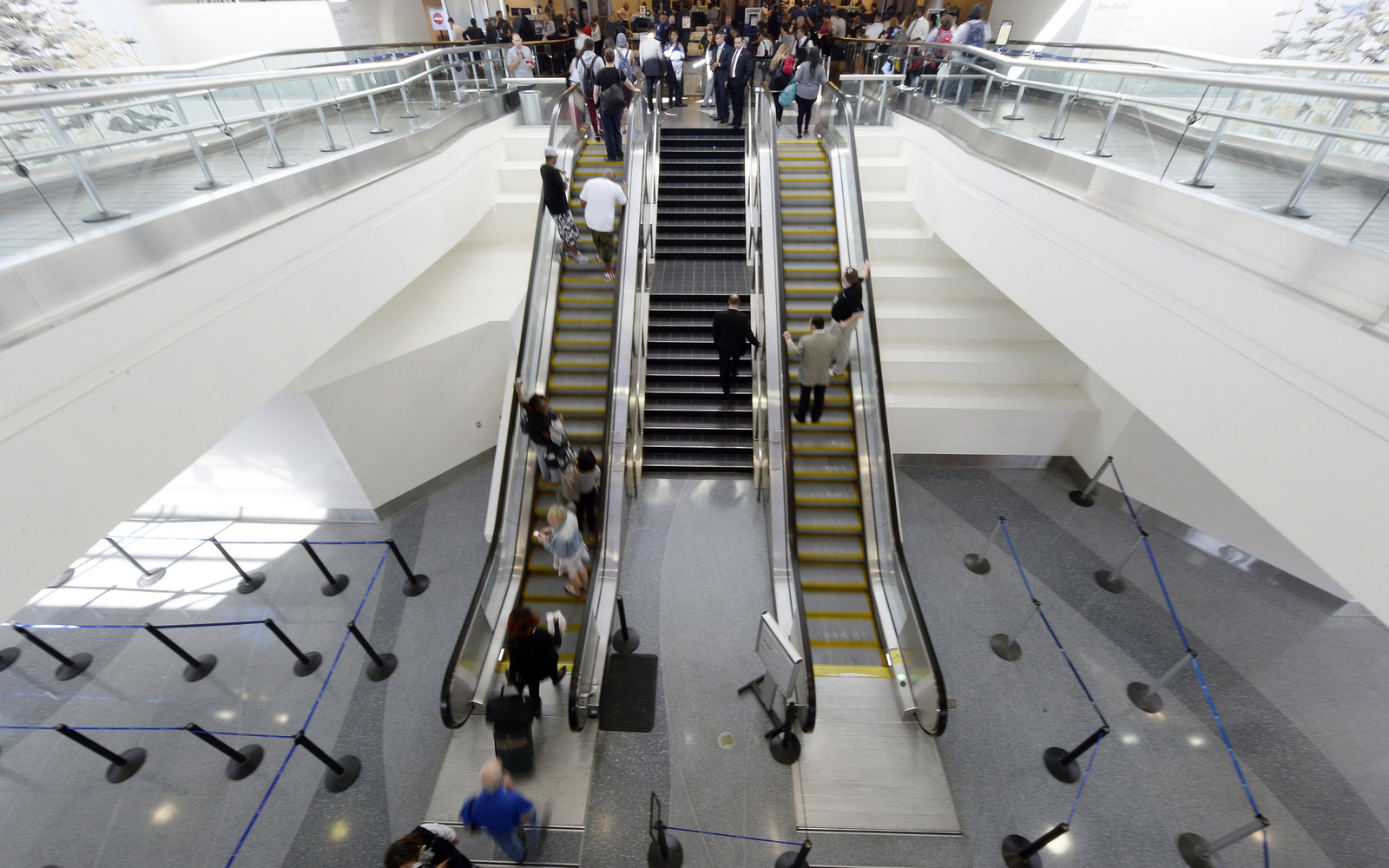 Recent Passengers at LAX, Denver Airport May Have Been Exposed to Measles
