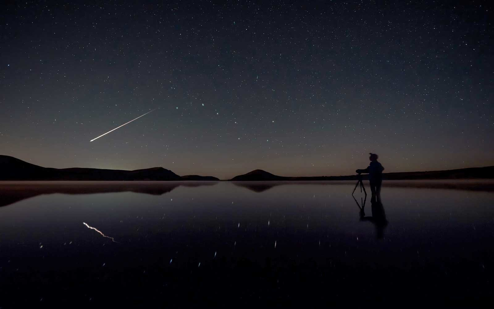 Starwatch: the annual display of the Quadrantid meteor shower