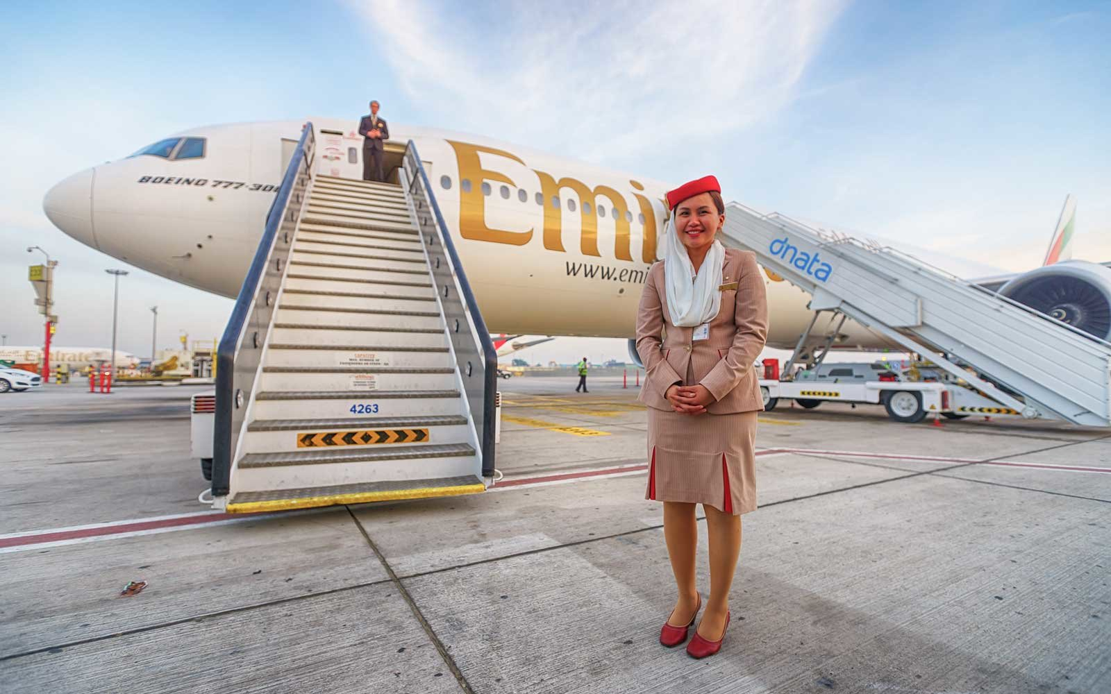 7 stress-free holiday travel tips from an Emirates flight attendant