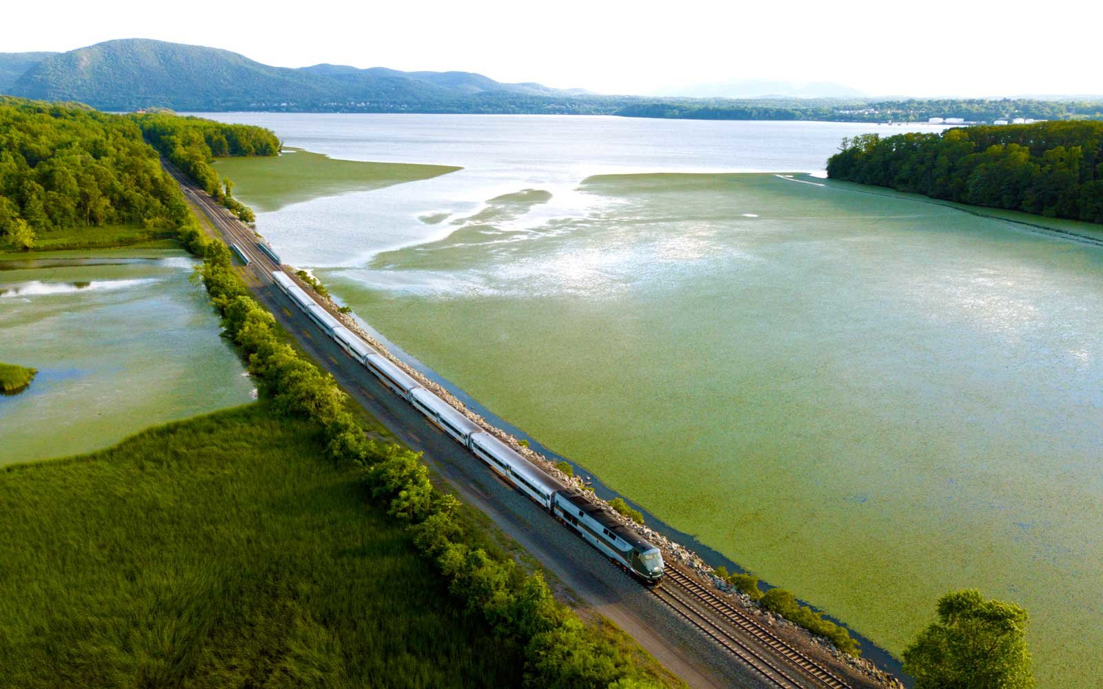 See Every Corner of the U.S. With This Cross-country Train Journey That Only Costs $1,000
