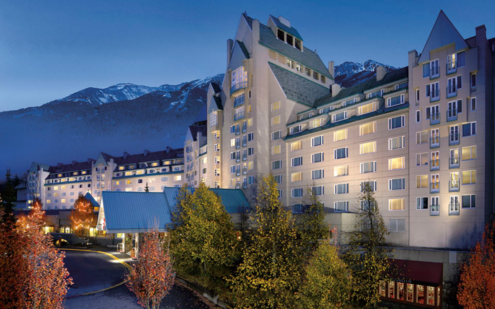 No. 17 Fairmont Chateau Whistler, Canada