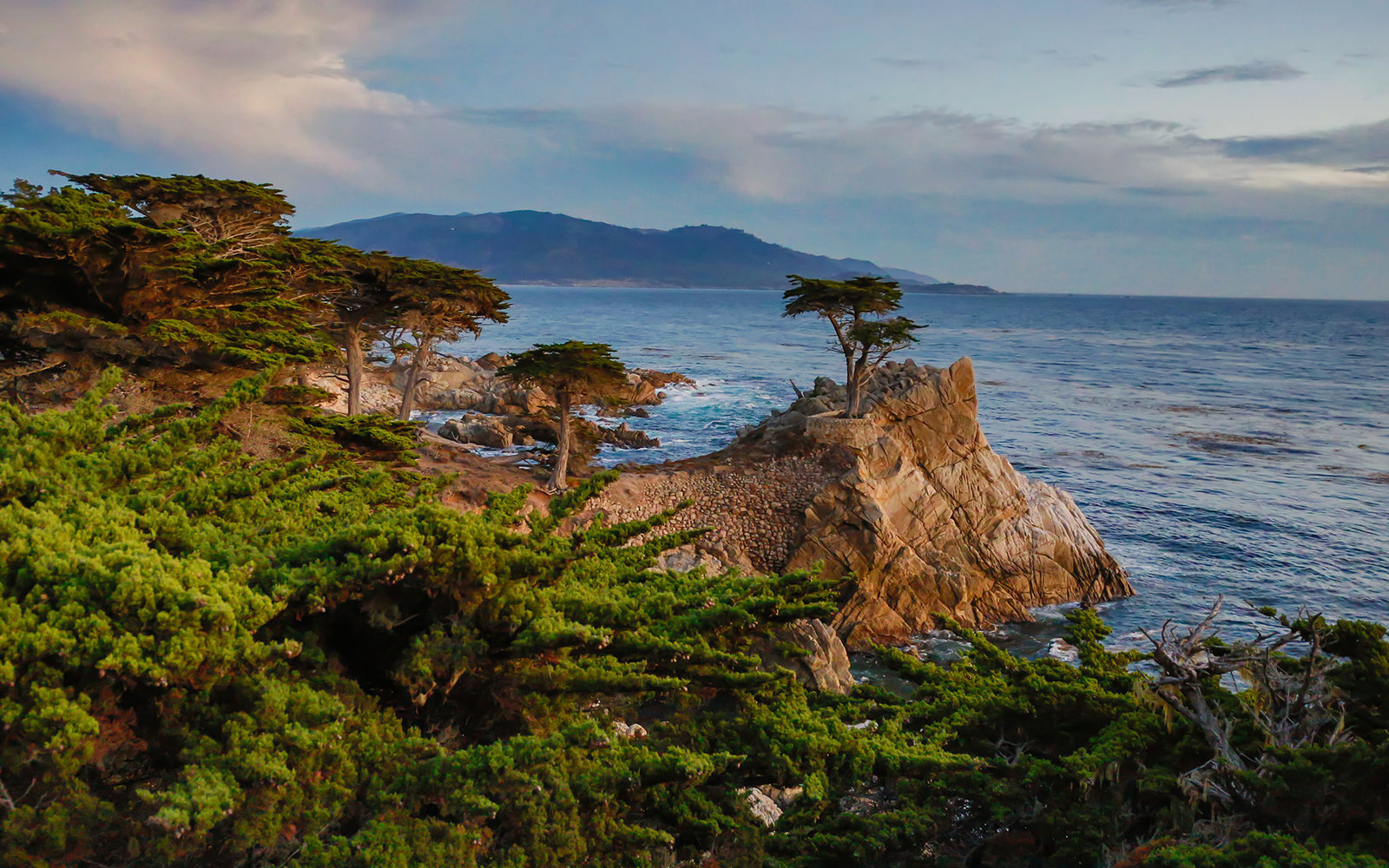 17-Mile Drive along the PCH in California