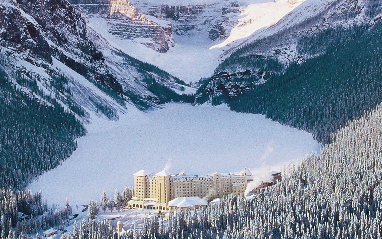 No. 18 Fairmont Chateau Lake Louise, Canada