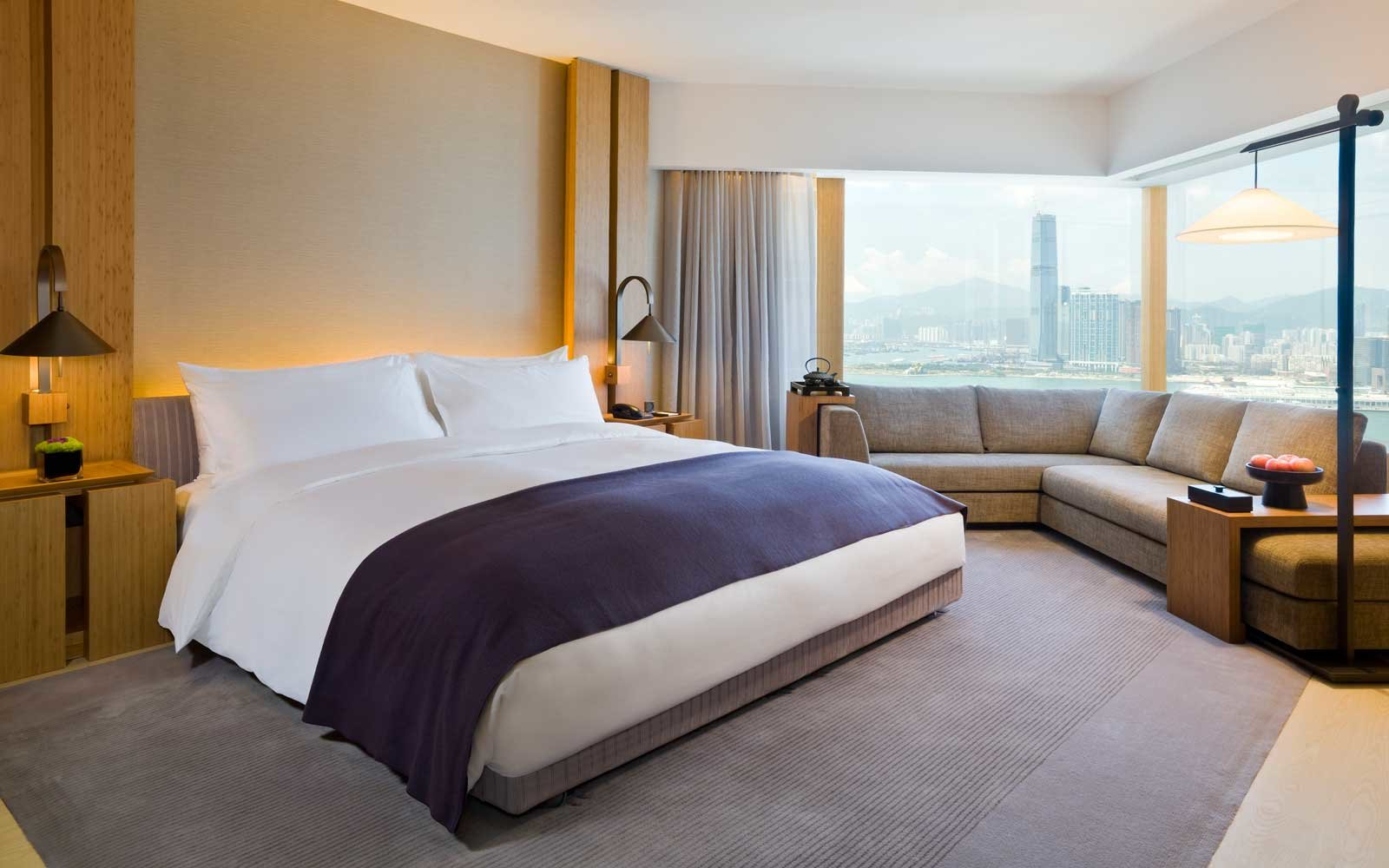 The Upper House Hotel in Hong Kong