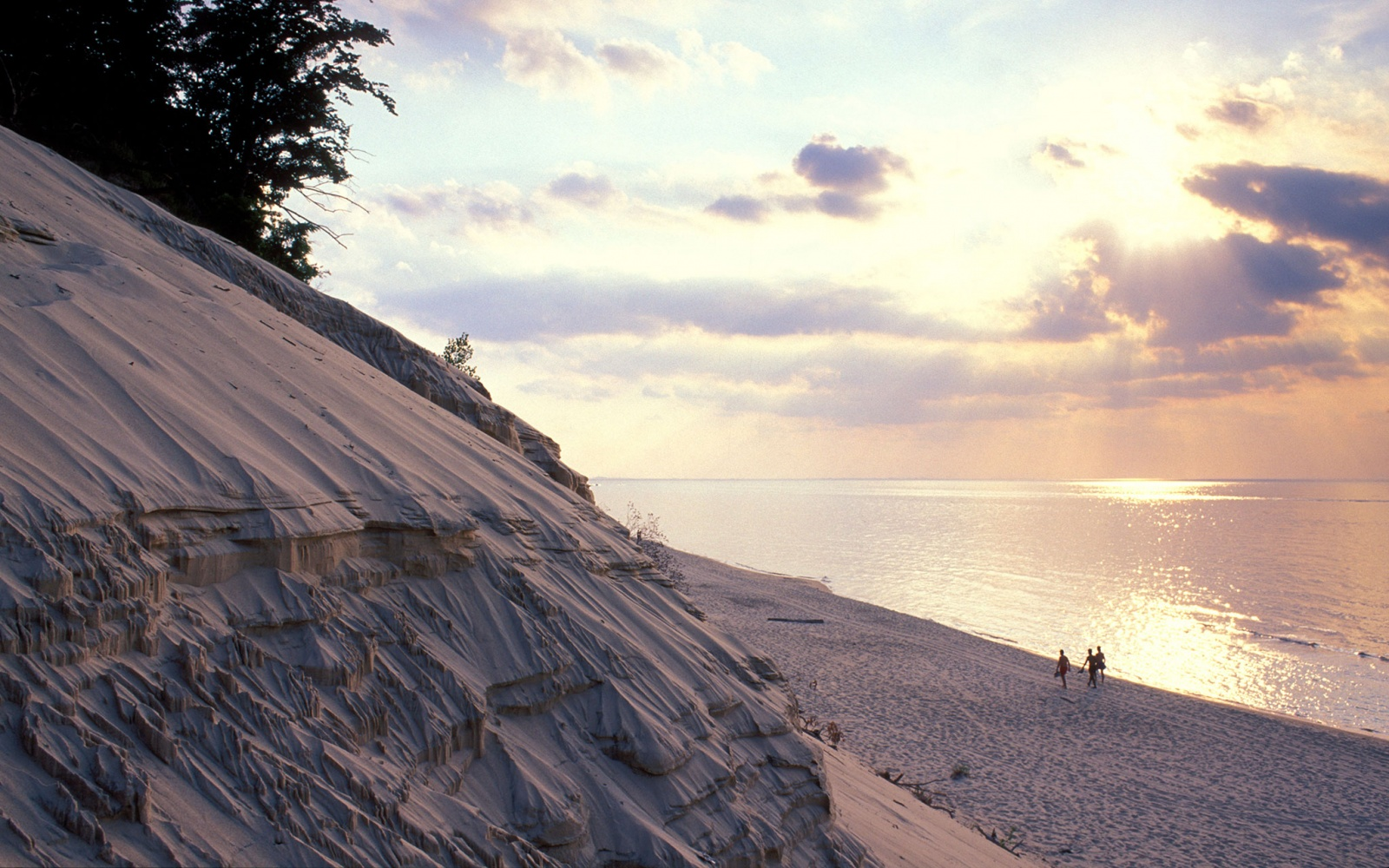 Silver Lake Sand Dunes Area, Michigan