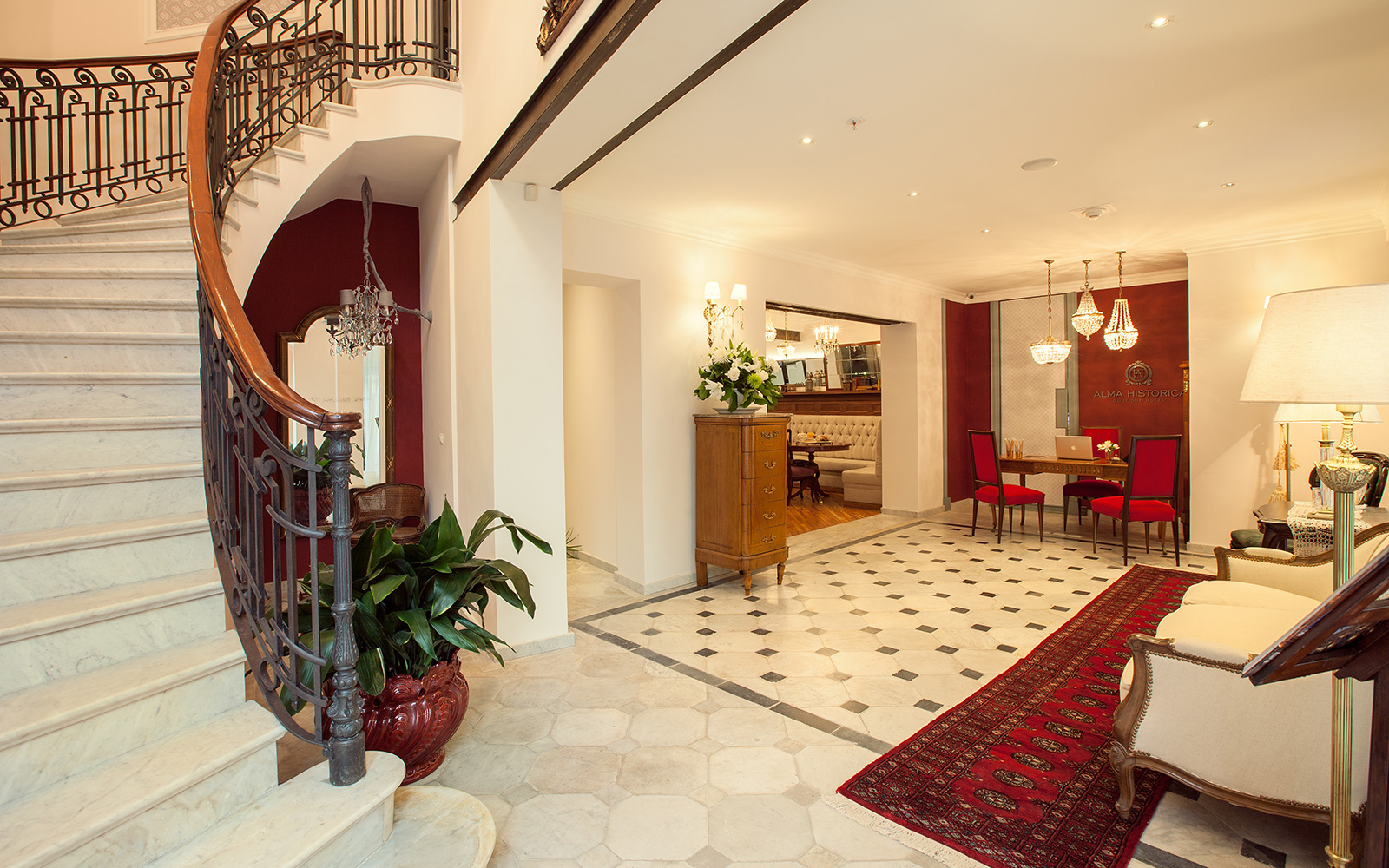 Alma Historica Boutique Hotel in Montevideo