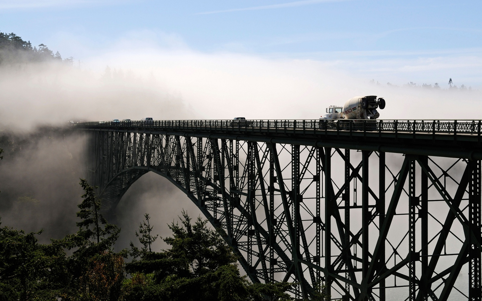 Deception Pass Bridge, Washington