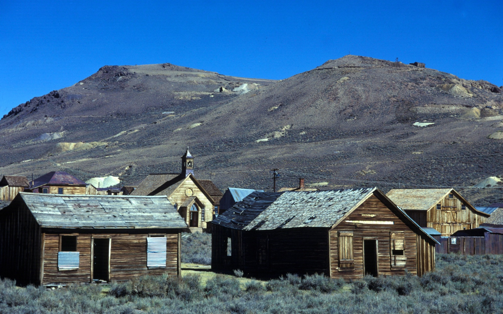 America\'s Coolest Ghost Towns | Travel + Leisure
