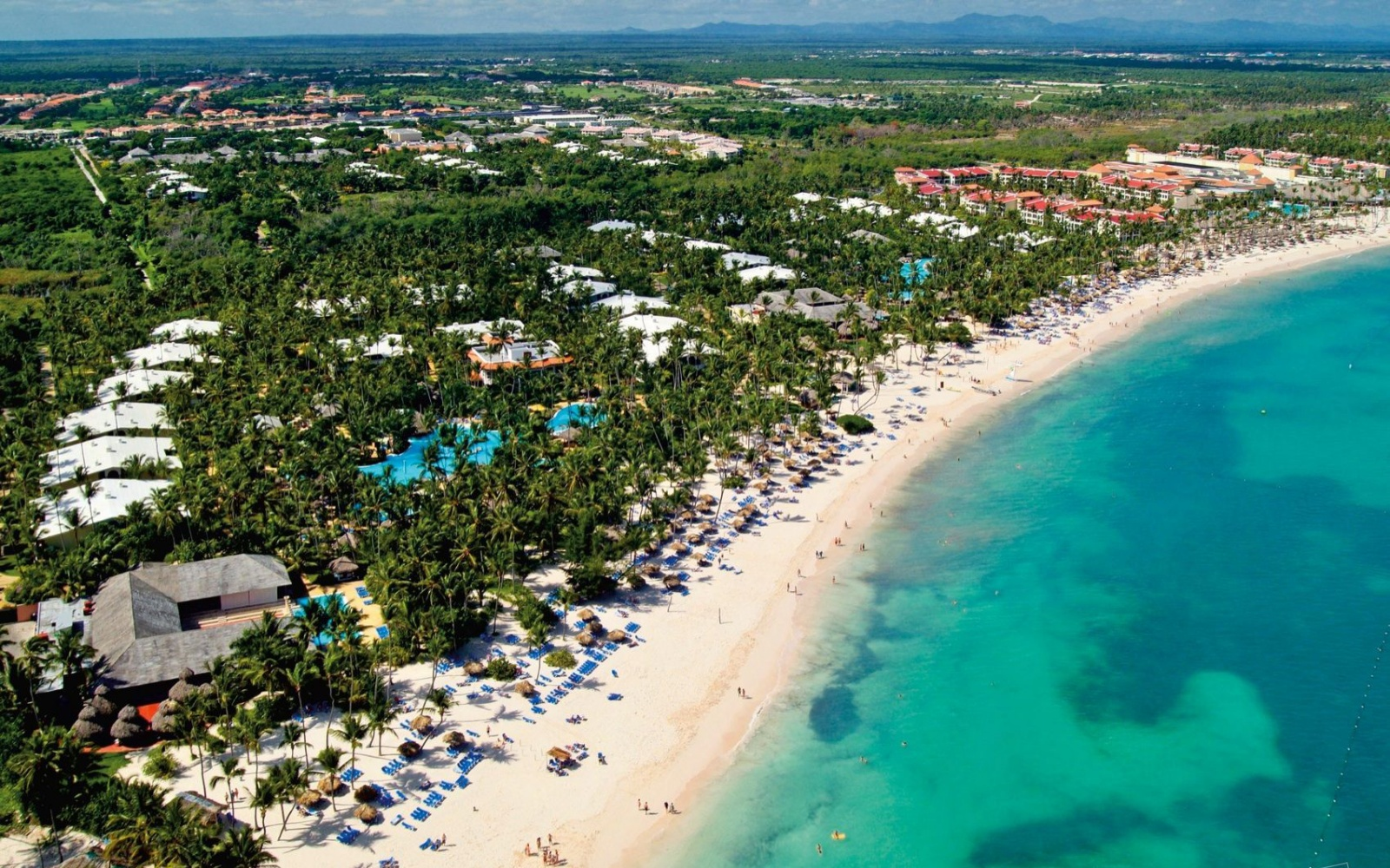 Meliá caribe tropical punta cana dominican republic the best affordable all inclusive resorts travel leisure