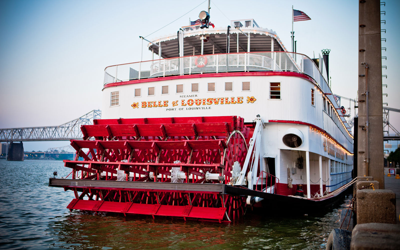 Belle of Louisville Steamboat in Louisville, KY